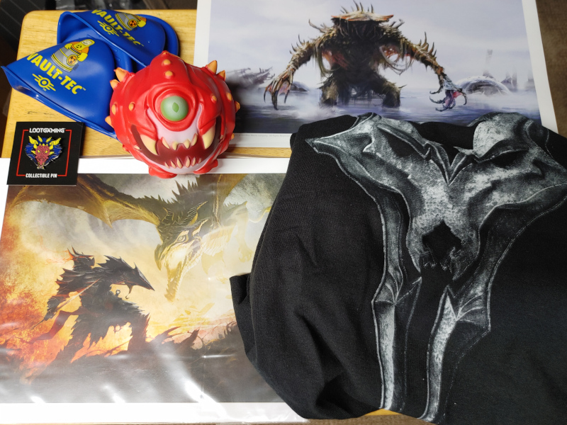 Loot Gaming November 2020 Beast Crate