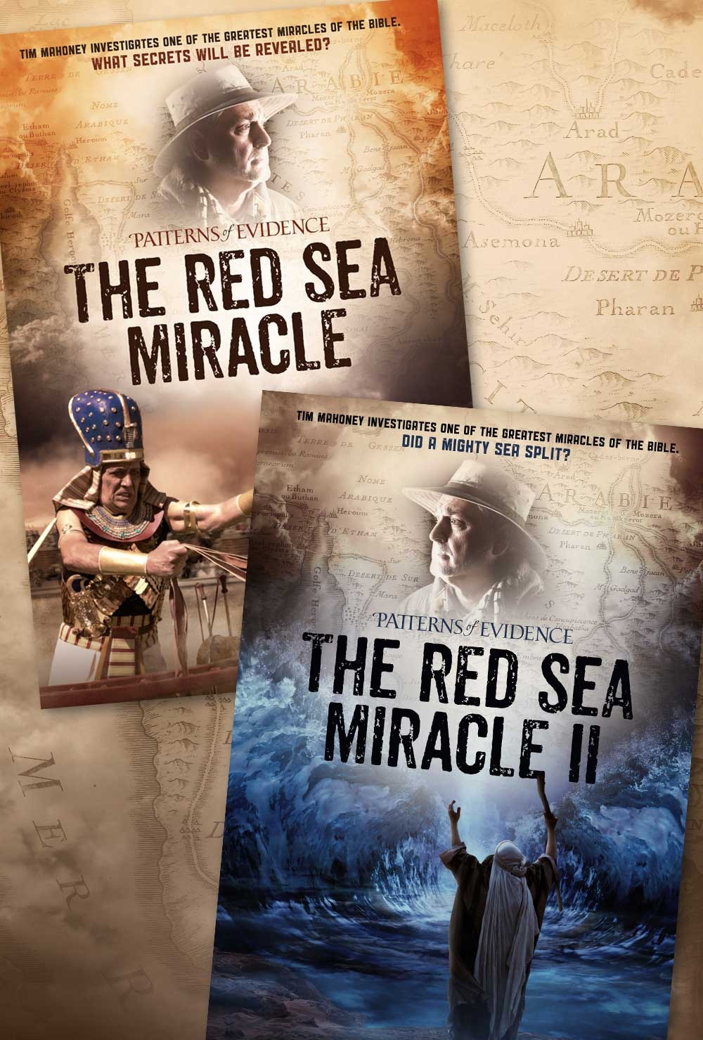 Patterns of Evidence: The Red Sea Miracle - Part 1