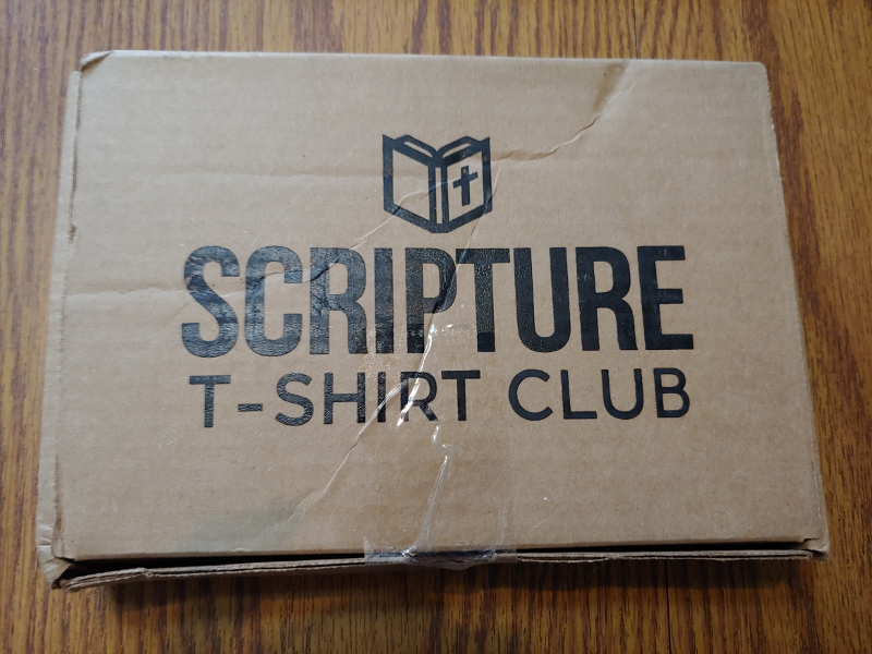 Scripture T-shirt Club