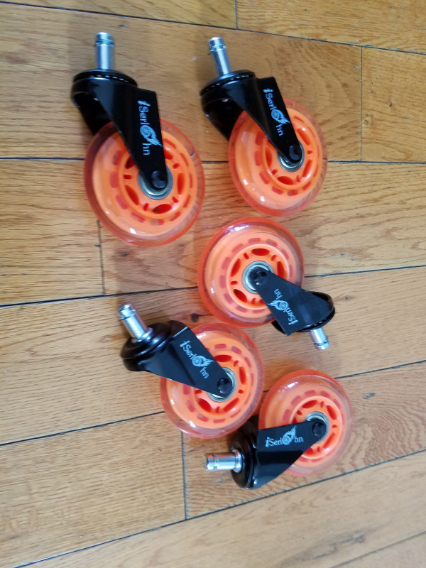 Iserlohn Office Chair Caster Wheels