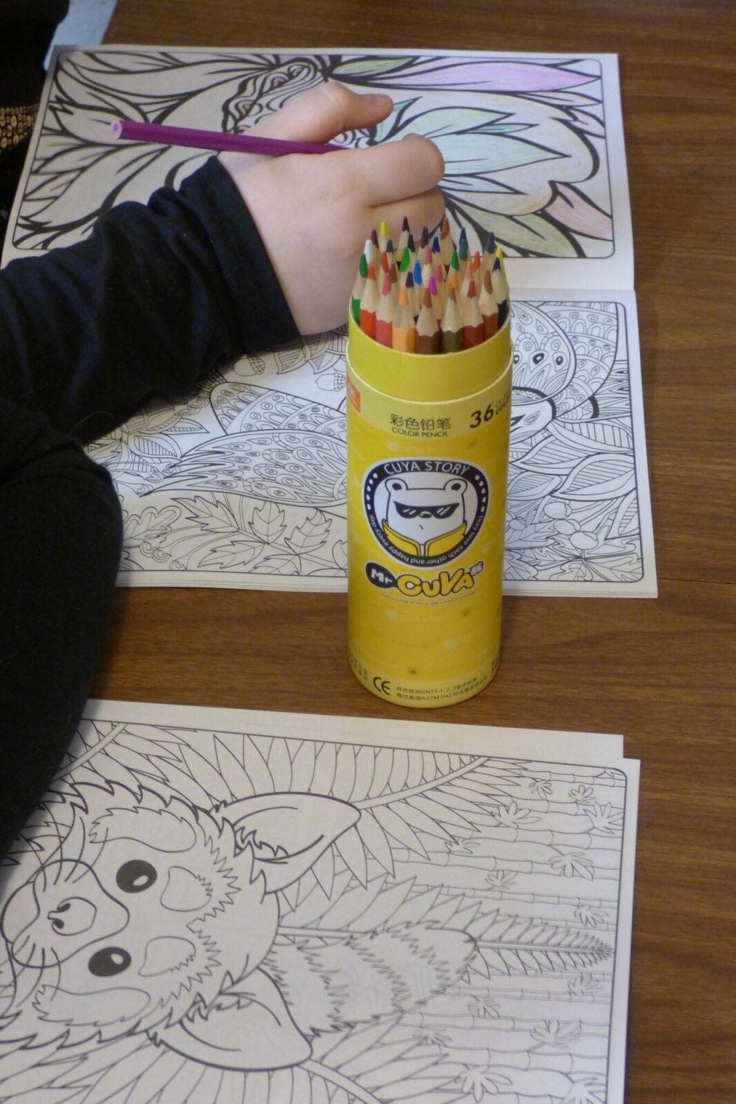 Buyus Colored Pencils