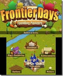 Frontier Days: Founding Pioneers