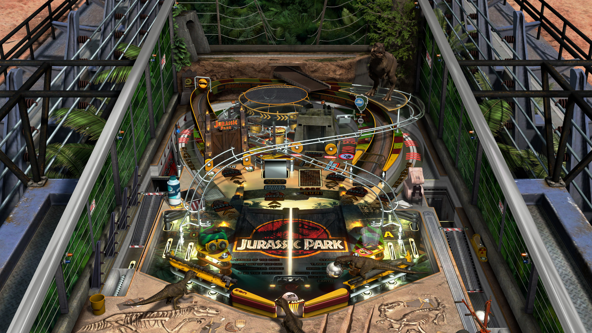 Jurassic World Pinball