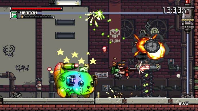 Mercenary Kings Reloaded