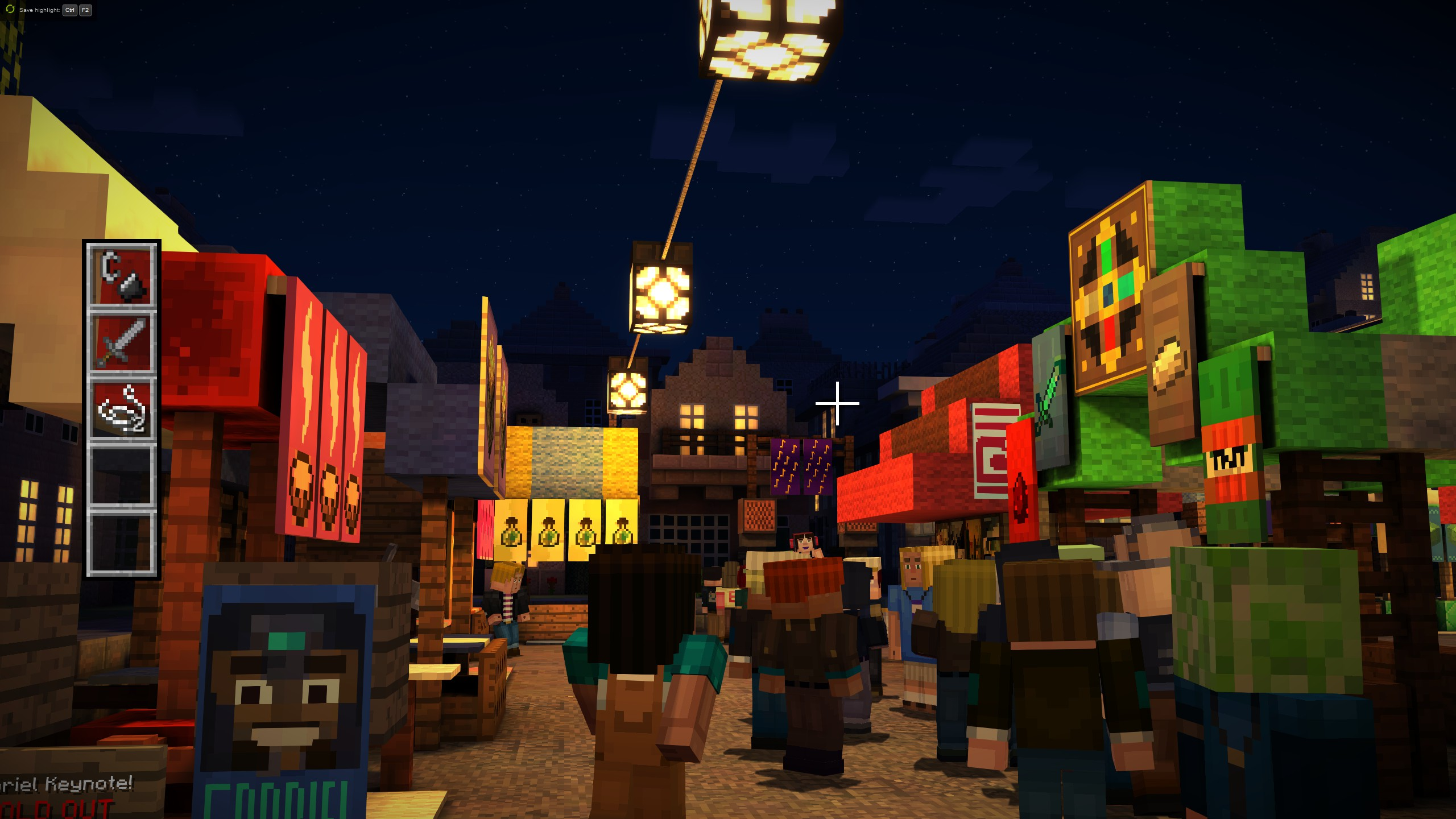 Minecraft: Story Mode – A Telltale Games Series
