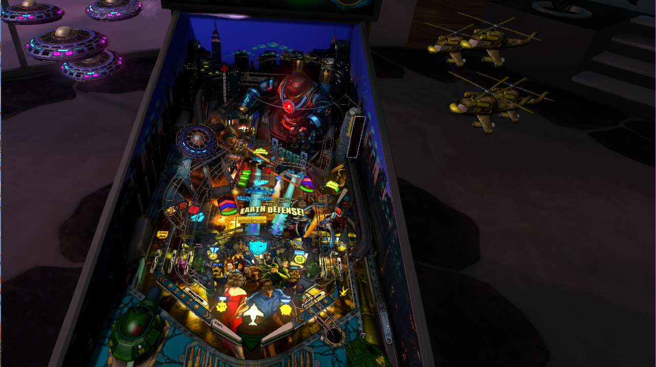 Pinball FX 2 VR Season One