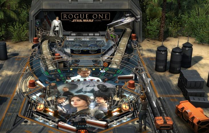 Pinball FX2 - Star Wars Pinball: Rogue One