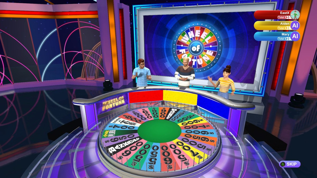 America's Greatest Game Shows: Wheel of Fortune and Jeopardy