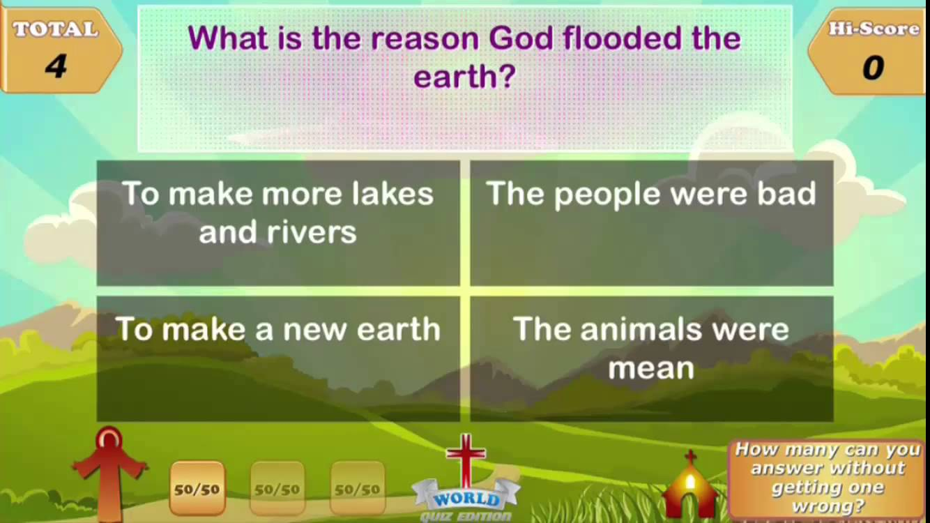 Christian World Quiz