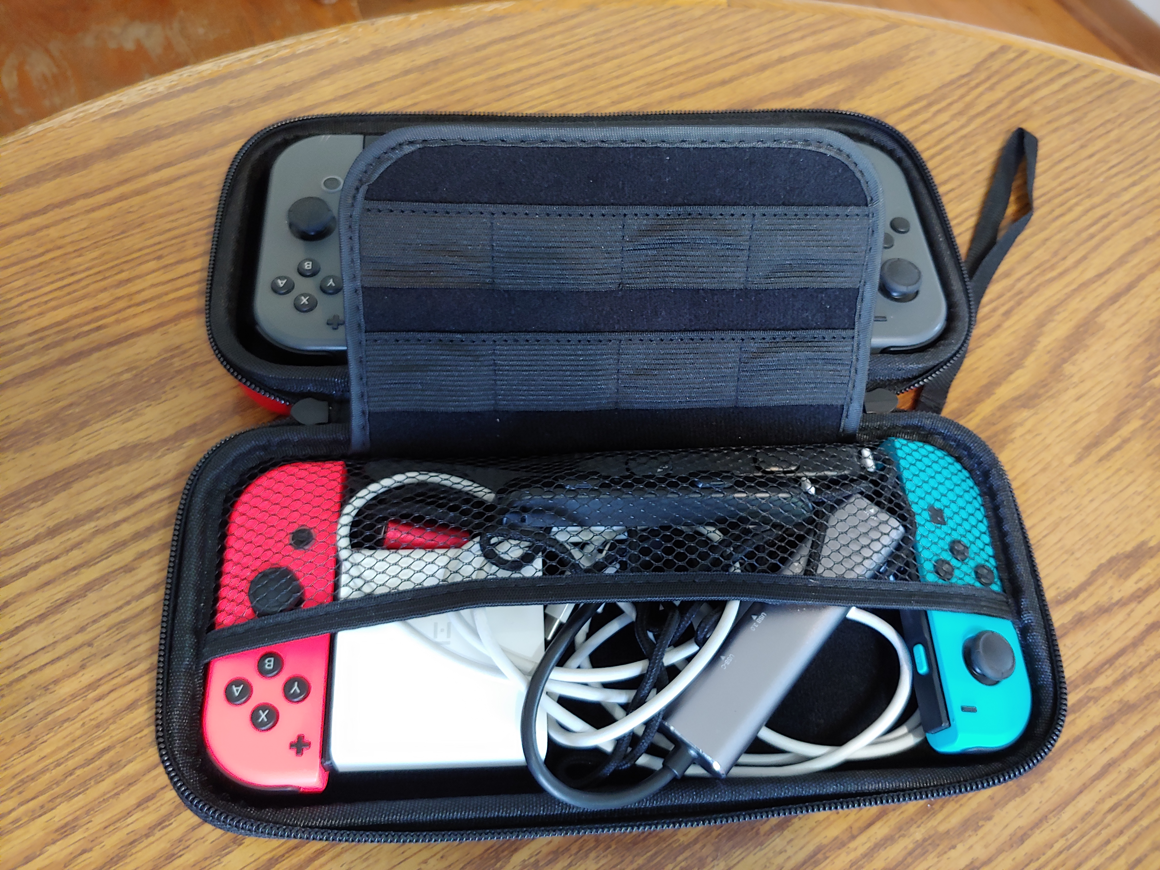 Ematic Protective Carrying Case for Nintendo Switch