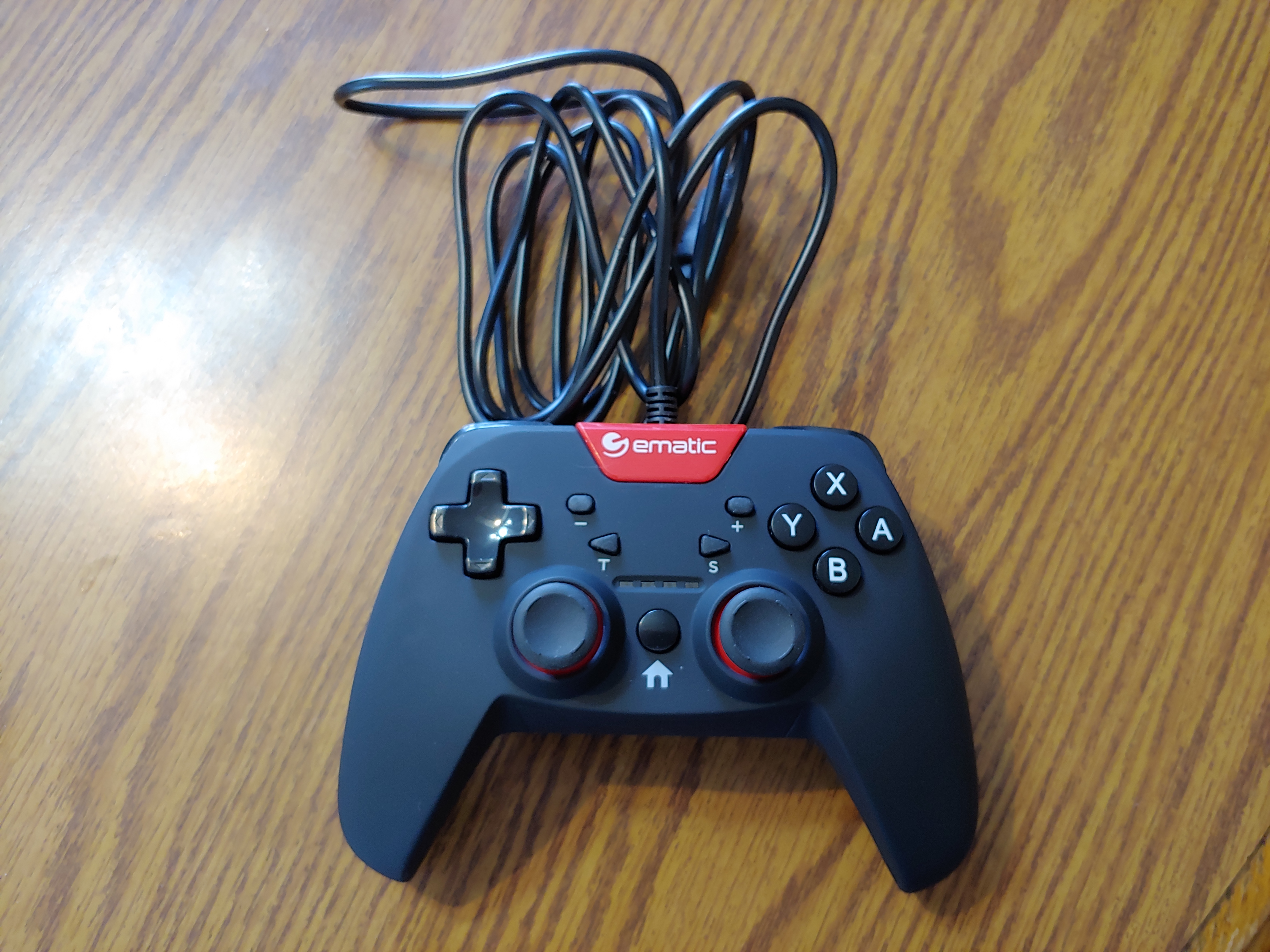Ematic Wired N-Switch Controller