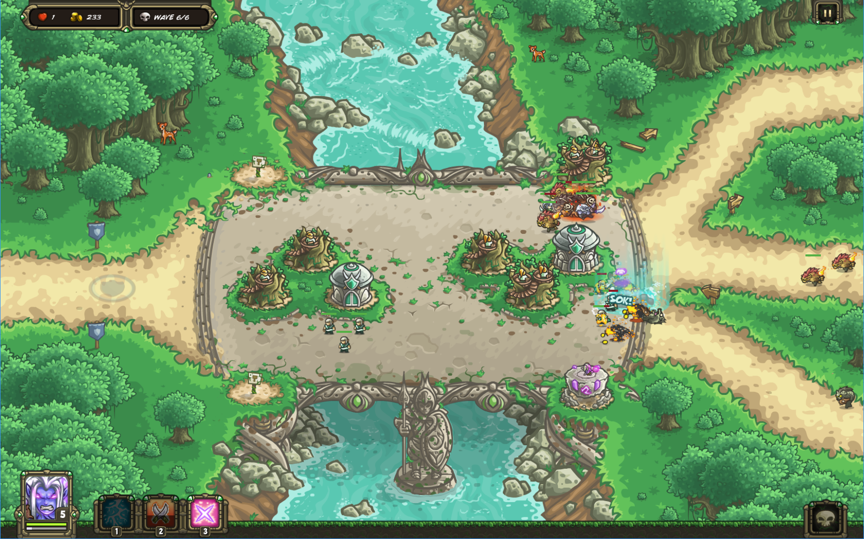 Kingdom Rush Origins (PC)