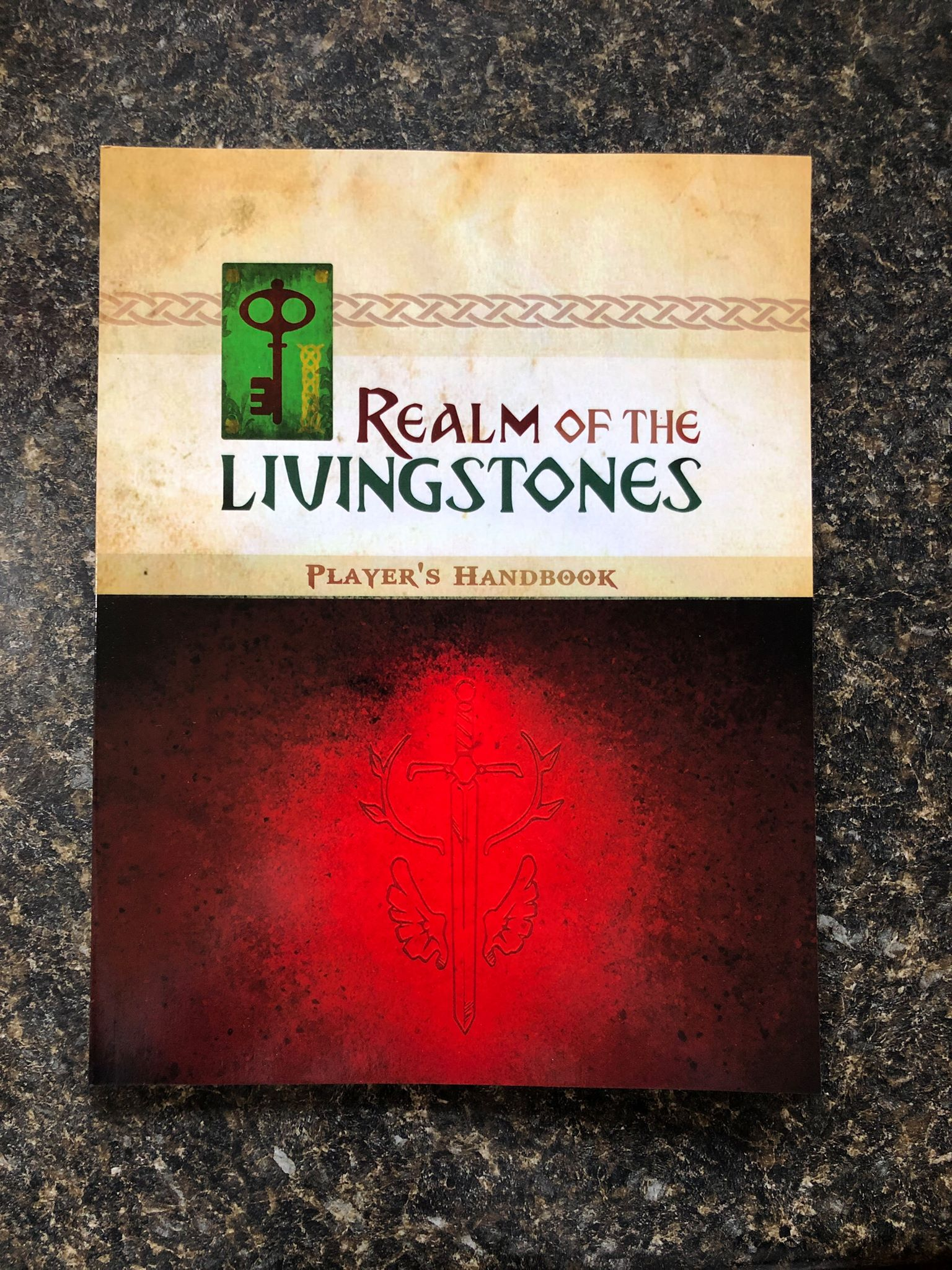 Realm of the Livingstones