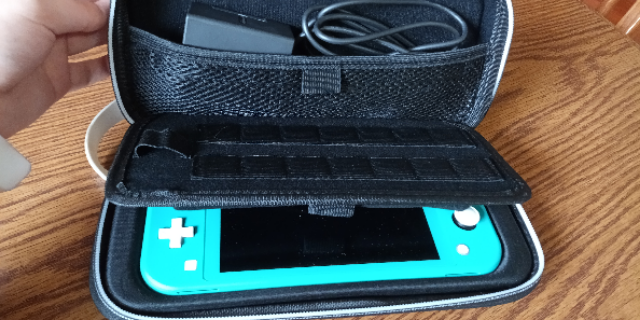 PDP Deluxe Travel Case for Switch