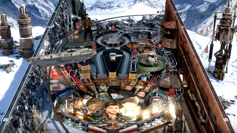Pinball FX3 Star Wars Solo Pack
